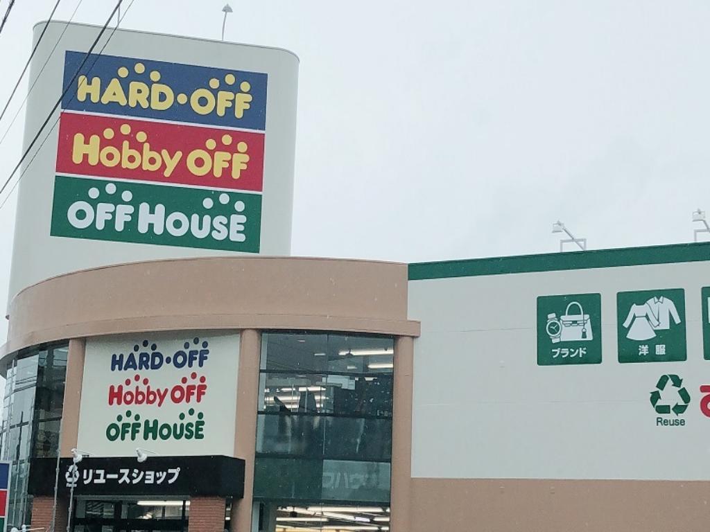 ハードオフ上田店