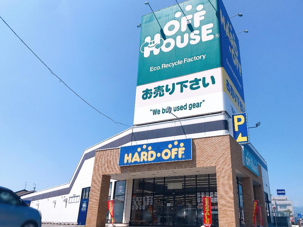 オフハウス郡山下亀田店