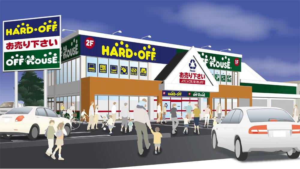 ハードオフ小金井店