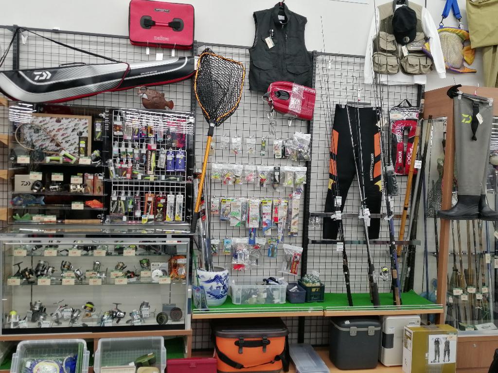 写真:お店の様子