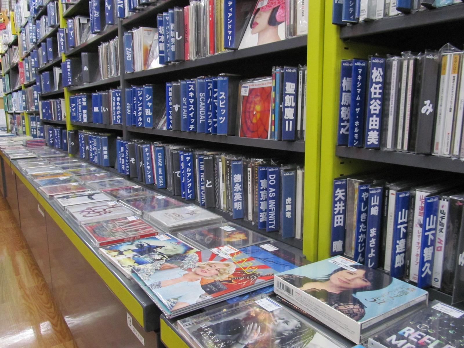 【新座店】CDコーナーのご紹介♪_[2]