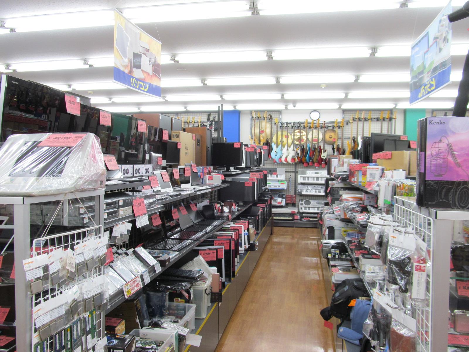 ハードオフ新座店は国道254沿いのお店です!_[4]