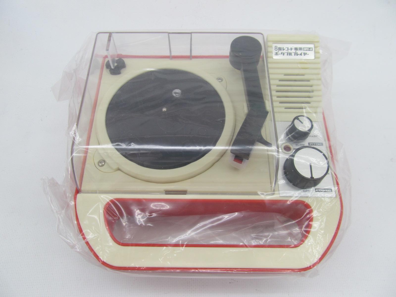 超スモールサイズのレコードプレーヤー!_[2]