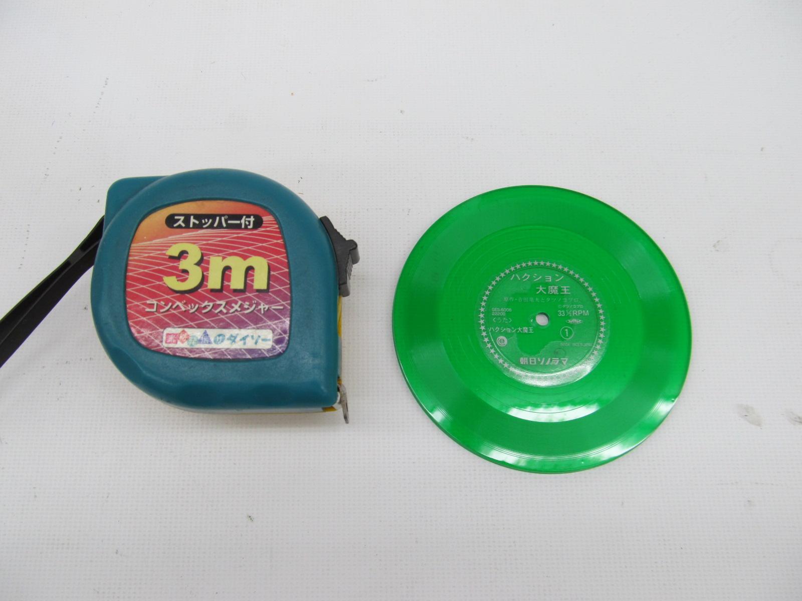 超スモールサイズのレコードプレーヤー!_[4]