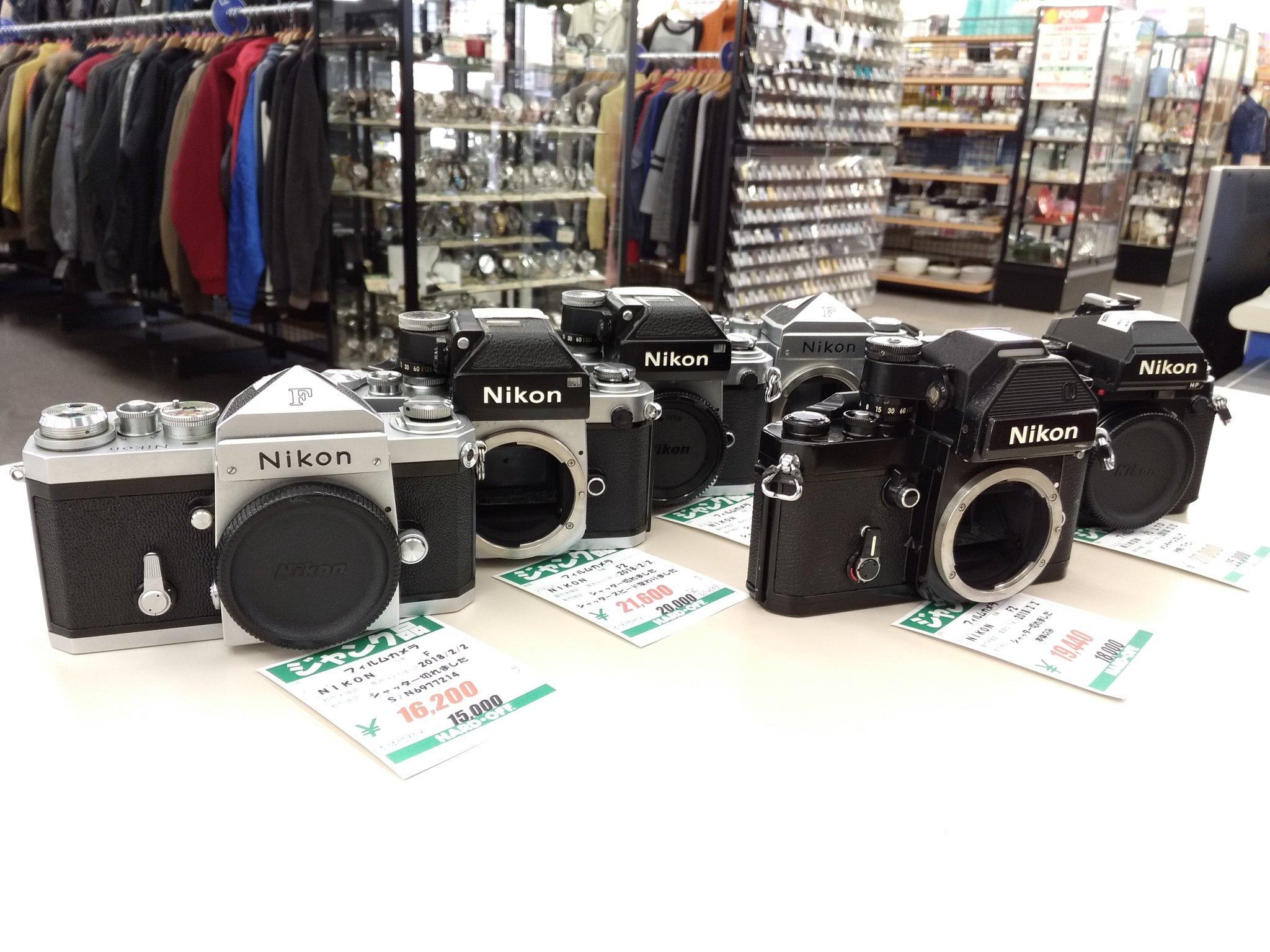 フィルムカメラ大量入荷☺