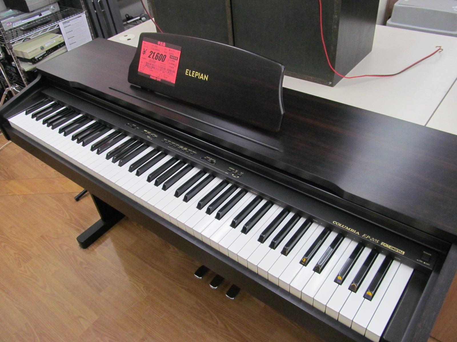 しっかりめの電子ピアノ入荷です!【お手頃価格】_[1]