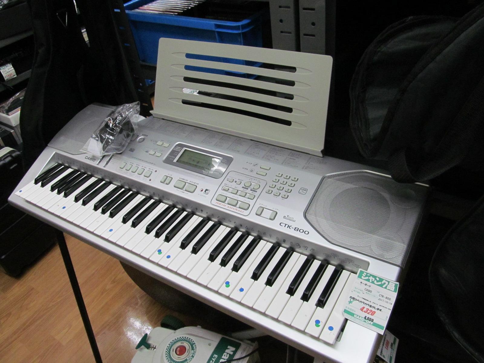 しっかりめの電子ピアノ入荷です!【お手頃価格】_[3]