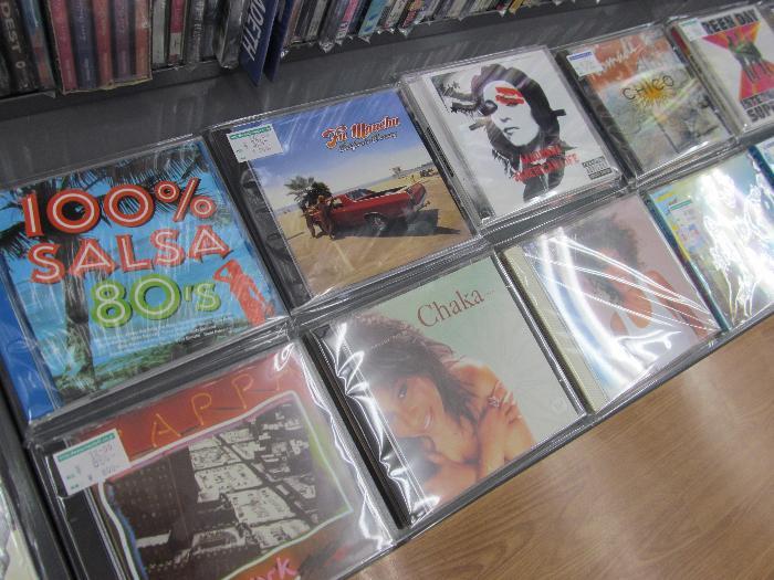 【新座店】夏ですね! 音楽を聴きましょう!